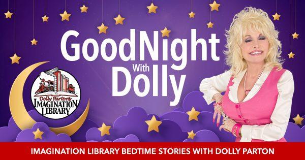 Make A Donation - Dolly Parton's Imagination Library